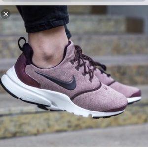Nike Presto Fly Port Wine
